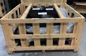 Радиатор (блок охлаждения) в сборе 440211-00189B